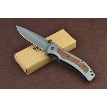 FOX FA26 Modern Folding Camping Hunting Knife