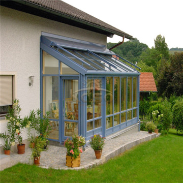 Sunroom Prefab Modern Pergola Modular Glass House