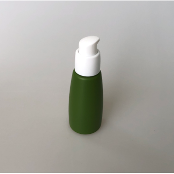 50ml PETG cone bottle with lotion pump