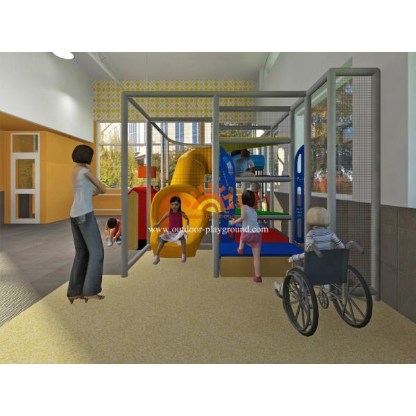 Indoor Mini Playground Structures For Small Yards