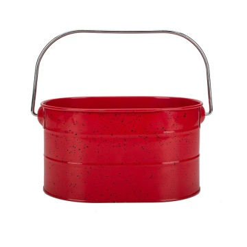 Red Ice Bucket For Beer Wholesale