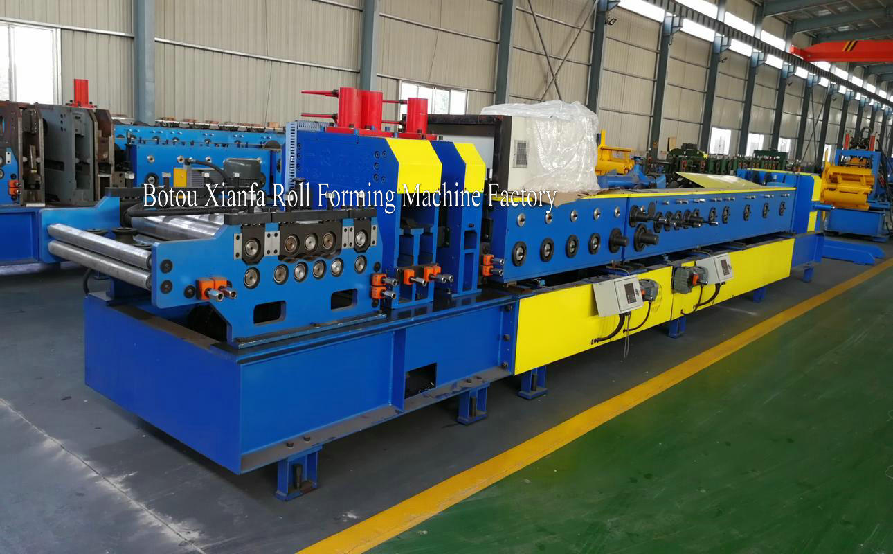cz Keel Roll Forming Machine