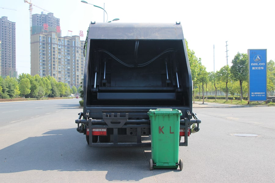 Truck Of Waste Management Manufactory