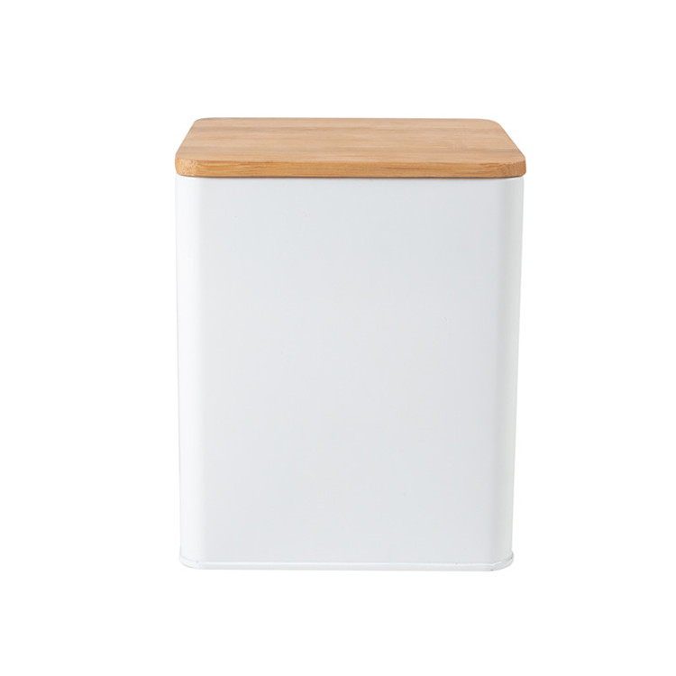 Kitchen Canister Food Storage Bamboo