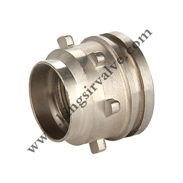Nickel plating metal insert