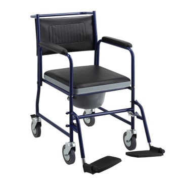 Mobility Wheeled Commode Chair