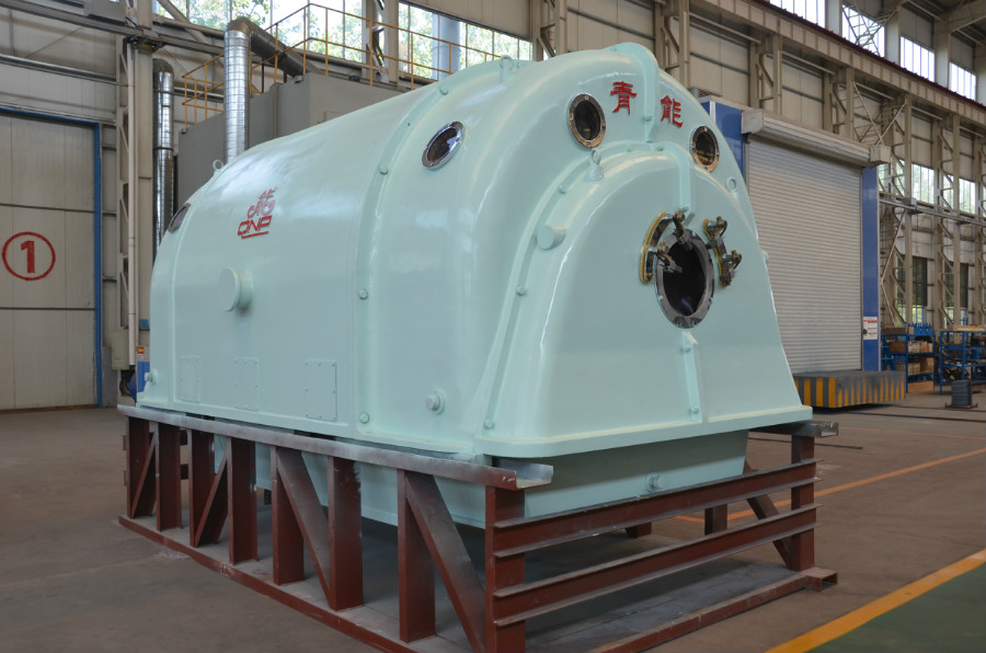 Steam Turbine Generator 24