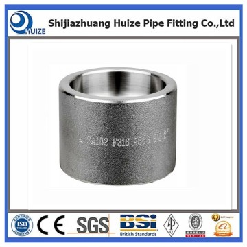 Carbon Steel Half Coupling BSP