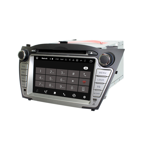 Android 8.1 car stereo for Tucson/IX35 2009-2012