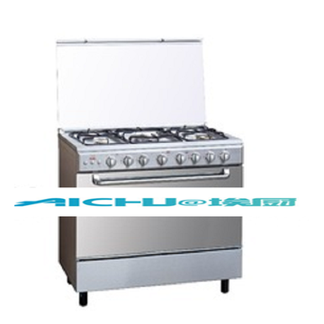 5 Burners Free Standing Electric Oven