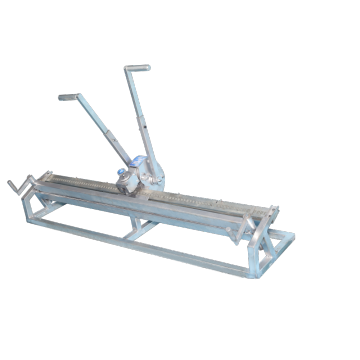 HuoLong Manual Mechanical Strap-Clinching Machine