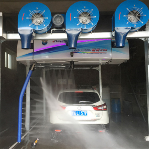 Leisu wash 360 touchless car wash machine price