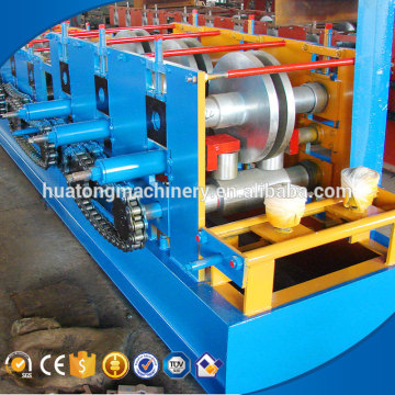 Used C Channel Steel Roll Forming Machine