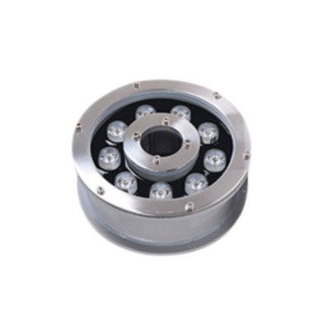 Submerged Middle Hole 12W LED Fountain Light