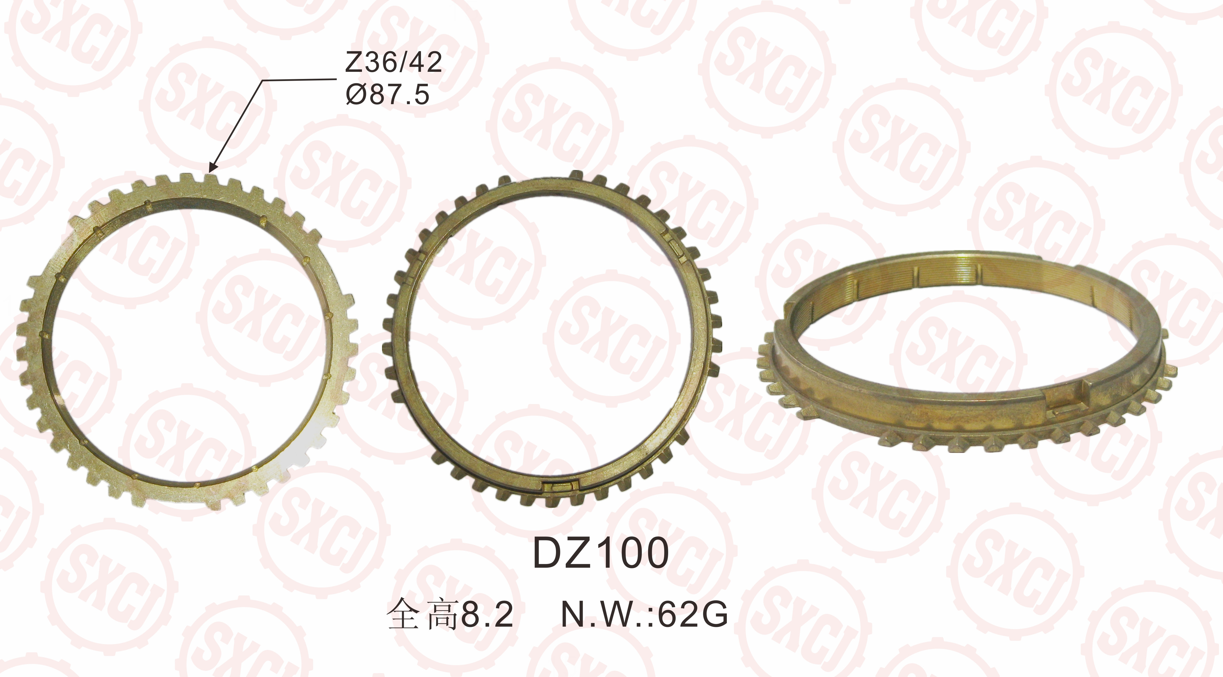 Transmission Parts Gear Rings