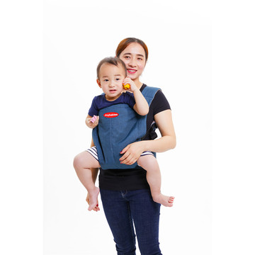 Front Back Soft Shoulder Strap Toddler Carrier