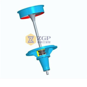 Slurry Pump with Propellers