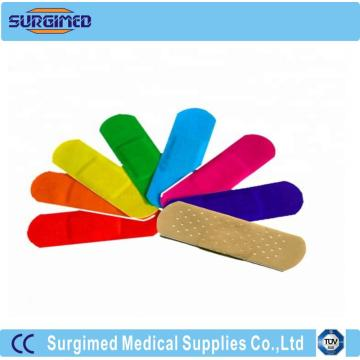 Disposable Adhesive fabric Plaster