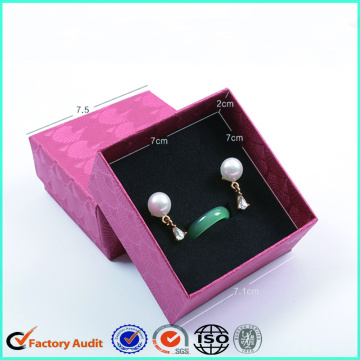 Top Grade Jewelry Earring Box Package