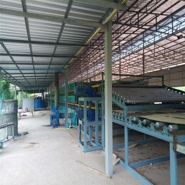 Shine Plywood Drying Machine