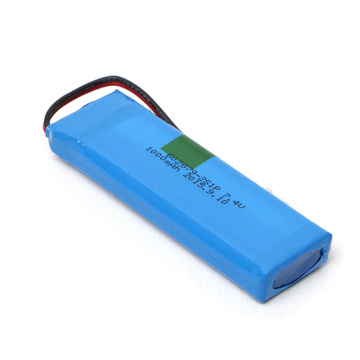 New Custom 552874 2S1P 7.4V 1000mAh Lipo Battery