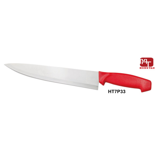kitchen chef knife with pp handle