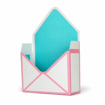 Envelope shaped flower bouquet packing boxes