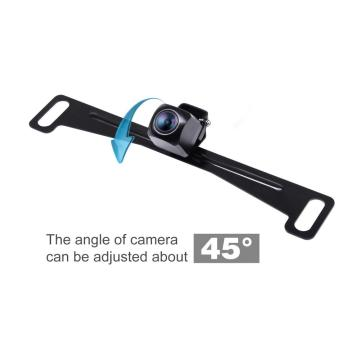 Mount License Plate Backup Camera