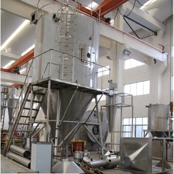 High Speed Centrifugal Beryllium Oxide Spray Dryer