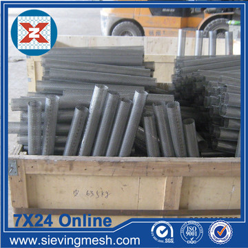 Perforated Metal Filter Tube