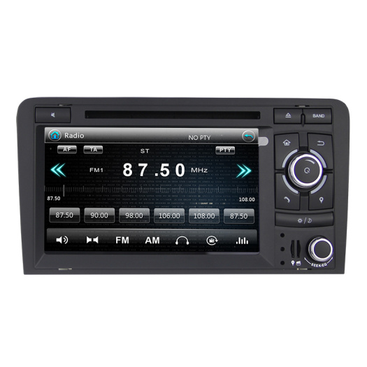 Android autoradio for Audi A3 Multimedia