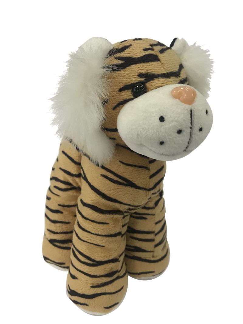 Stuffed Tiger With Musical