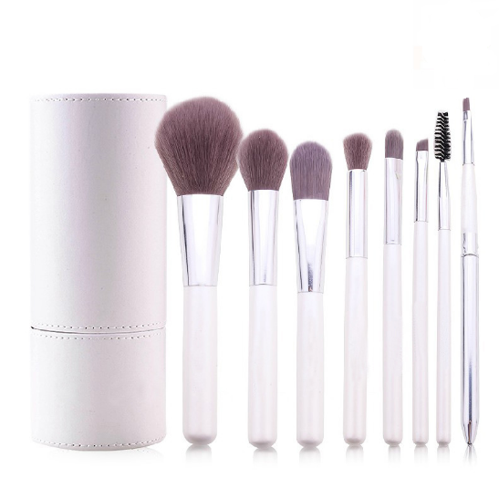 Vegan Makuep Brushes Set