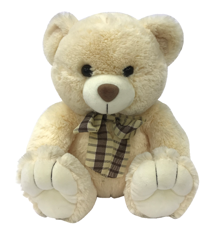 Plush Teddy Bear Creamy
