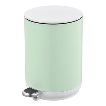 Color Steel Trash Can for Household Toilets