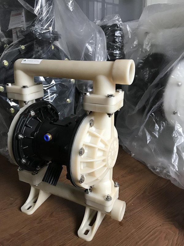 QBY3-40FF perfluoroplastic third generation pneumatic diaphragm pump 1
