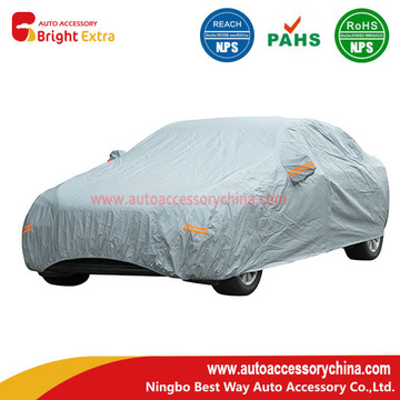 PE & Cotton Full Car Covers Universal Fit