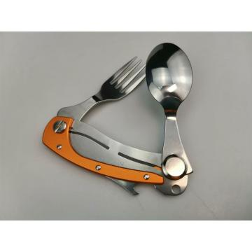 New Model Camping Foldable Cutlery