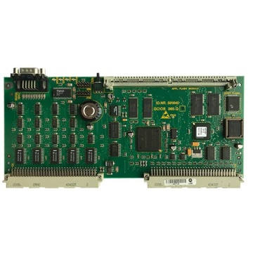Schindler Controller Program Expansion Board 591640