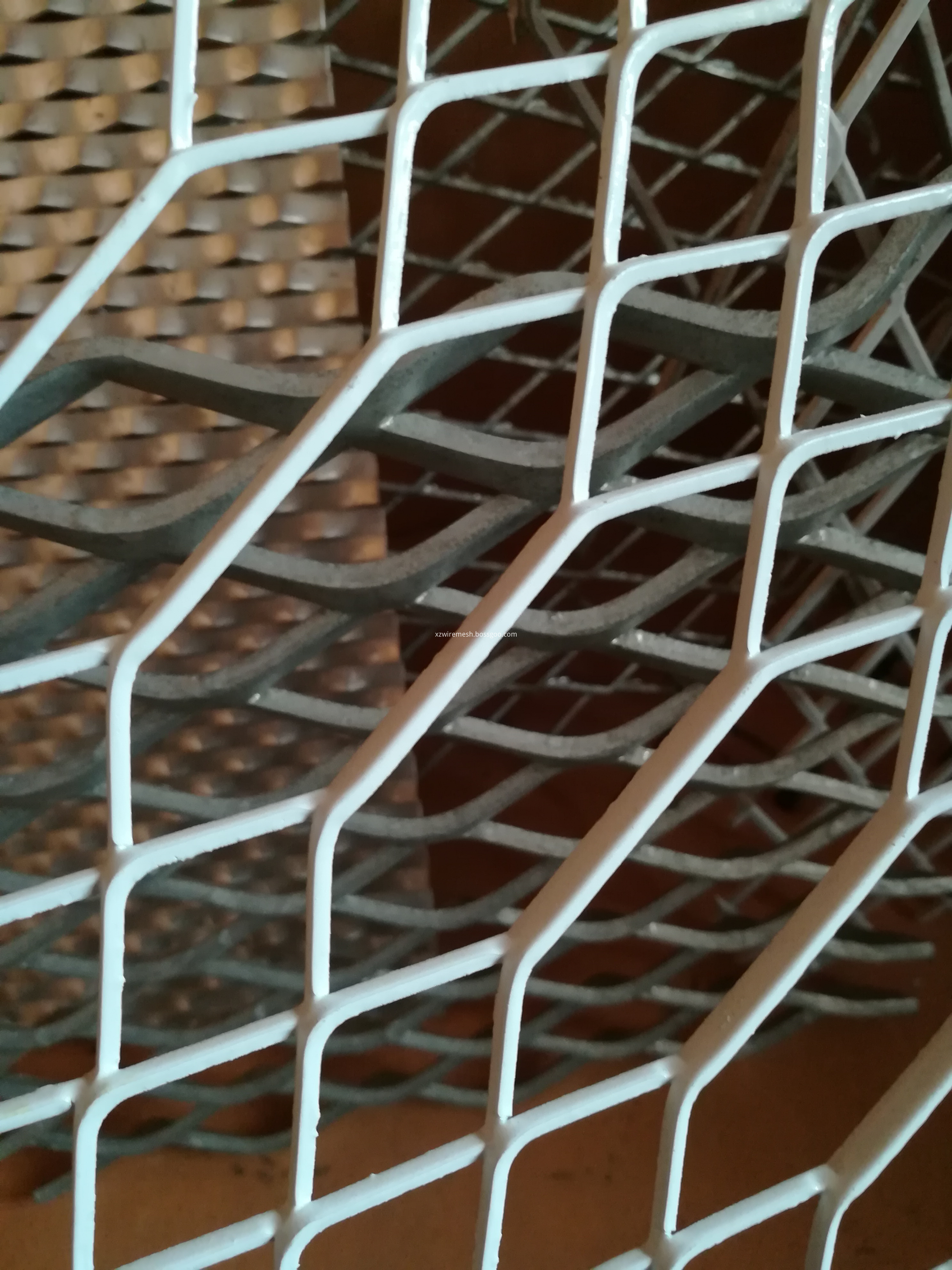 Hexagoanl Steel Plated Mesh