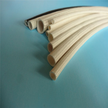 Glass Fiber Sleeves with Silicone Resin Coated