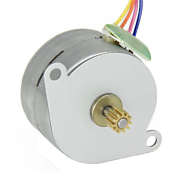 Stepper Motor 12V, 5V Mini Stepper Motor, Wholesale Products China Micro DC Stepper Motor Customizable