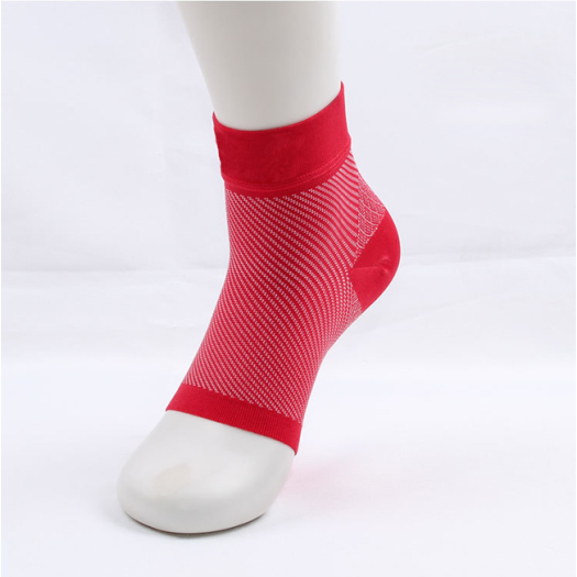 High Elastic Sports Compression Ankle Socks