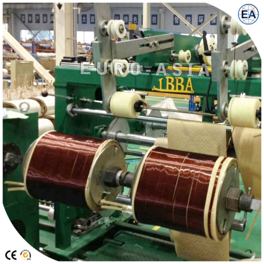 Automatic Coil Winding Machine For Transformer