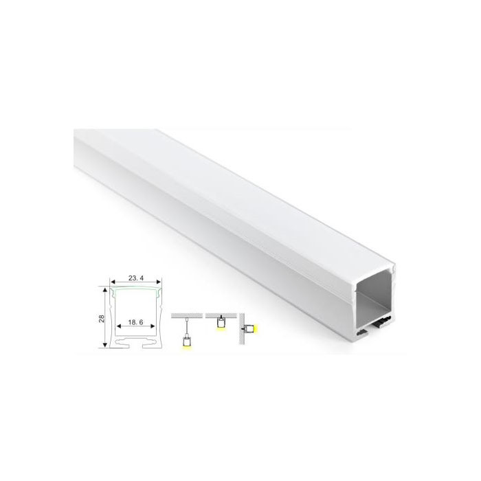 House Used Bright Linear Light
