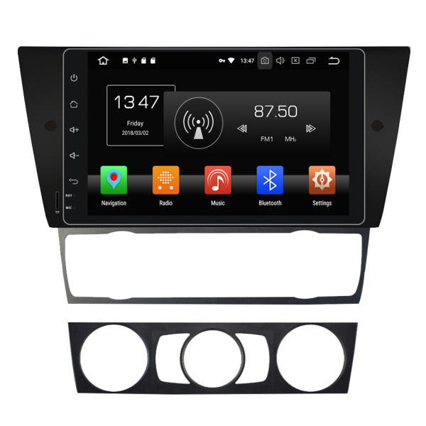 android car navigation for E90 Saloon 2005-2012