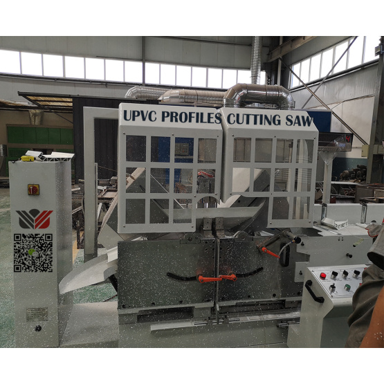 Cutting Saw Machinery for UPVC and Aluminium