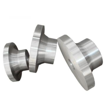 Forged alloy coupling blank machining