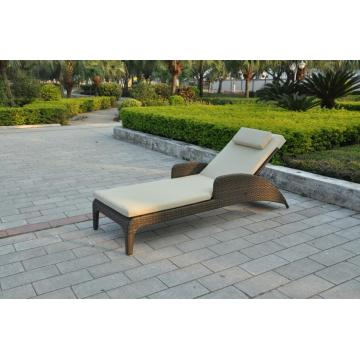Garden popular leisure aluminum sun lounger