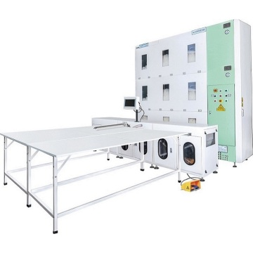 Automated Bedding Making Machinery